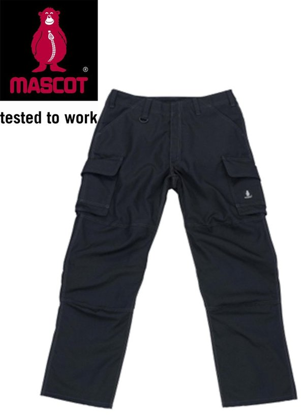 Mascot Arbeitshose Bundhose New Haven Hose antrazit Automechanikerhose