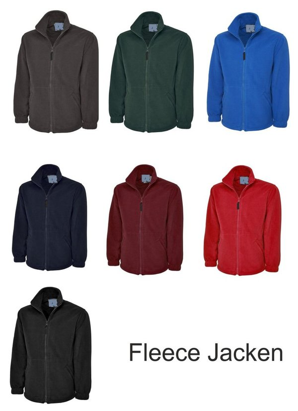 Fleecejacken Anti-Pill Effekt Fleece Jacke Unisex