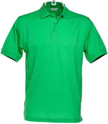 Classic Polo-Shirt Superwash Apple Green