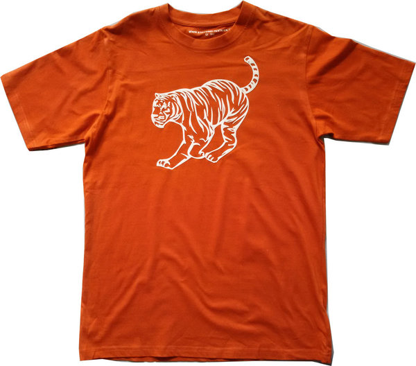 Kinder Shirt orange  Größe 164